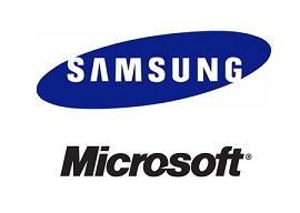 microsoft samsung - Microsoft e Samsung chegam a um acordo para utilizar Android