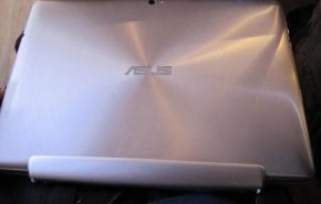 ASUSTransformerPrime 2 290x185 - ASUS Transformer Prime, imagens da tablet 4X com Android 4.0