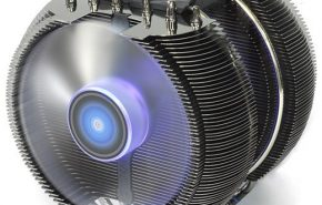 Zalman CNPS12X 1 290x185 - Zalman CNPS12X: Disipador de gama alta