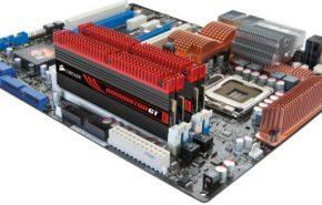 Kit de memórias DDR3 Corsair Dominator de 32 GB por 999 dólares