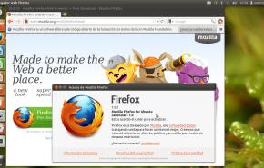 firefox 7.0.1 290x185 - Já esta disponível o novo Ubuntu 11.10