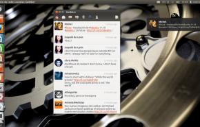 gwibber 290x185 - Já esta disponível o novo Ubuntu 11.10