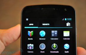 samsunggalaxynexushandson6440 290x185 - Vídeo do novo Samsung Galaxy Nexus com Ice Cream Sandwich