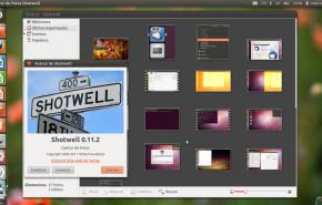 shotwell 0112 290x185 - Já esta disponível o novo Ubuntu 11.10