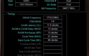 Memórias DDR3 Corsair Dominator GT a 3.467 MHz, recorde mundial