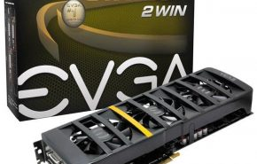 evgageforcegtx560ti2win04 290x185 - Placa de Vídeo EVGA GeForce GTX 560 Ti 2Win, doble GPU