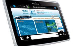 Nokia lançará uma tablet com Windows 8 em junho de 2012.