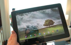 [CES 2012] Tablet Asus Transformer Prime TF700T