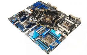 Analise entre 5 placas mãe com chipset Intel X79