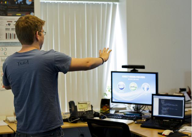 Kinect Windows - [CES 2012] Kinect chegará a Windows no dia 1 de fevereiro