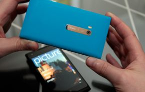 MG 3341 290x185 - [CES 2012] Nokia Lumia 900 com Windows Phone