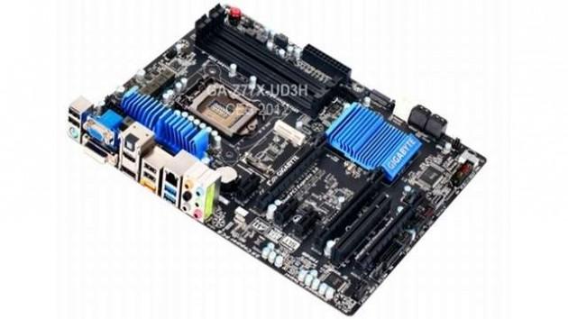 gigabyte gaz77xud5h 111754195725 640x360 630x354 - GIGABYTE desvela sua nova geração de placas no CES 2012