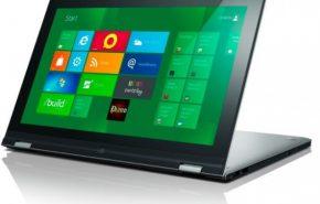 ideapad yoga 593x450 290x185 - CES 2012 - Lenovo IdeaPad Yoga, o notebook contorsionista com Windows 8.