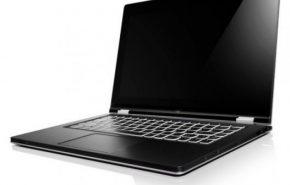 ideapad yoga portatil 527x450 290x185 - CES 2012 - Lenovo IdeaPad Yoga, o notebook contorsionista com Windows 8.