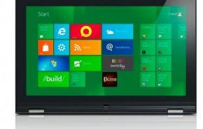 ideapad yoga tablet 574x450 290x185 - CES 2012 - Lenovo IdeaPad Yoga, o notebook contorsionista com Windows 8.