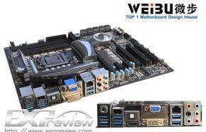 image009 290x185 - Primeiras imagens da placa Intel Z77 para Ivy Bridge de Wibtek