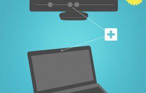 Microsoft trabalha em laptops com sensores do Kinect