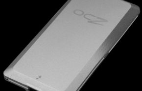 OCZ Lightfood, SSD Thunderbolt a 750 Mbytes/s – CES 2012