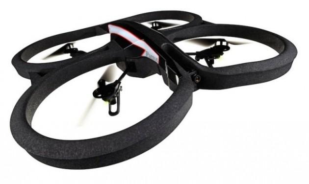 parrot ar drone 2 630x376 - [CES 2012] Parrot AR.Drone 2.0, agora com câmara HD