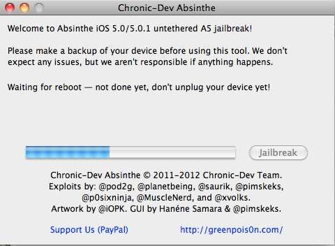 wpid Photo Jan 20 2012 609 PM1 - Guia oficial Jailbreak untethered iPhone 4S e iPad 2 em iOS 5.0.1 com Absinthe