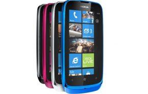 Nokia Lumia 610, Celular com Windows Phone de baixo custo