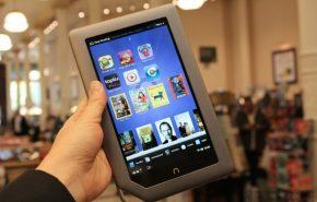 Nook é um Tablet de 8 GB por 199$