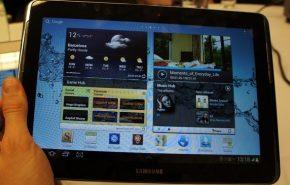 SamsungGalaxyNote10.1 1 290x185 - Tablet Samsung Galaxy Note 10.1 anunciado oficialmente