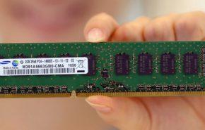 Samsung mostra novas memorias DDR4