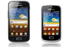 nuevossamsunggalaxyace2ymini2 290x185 - Samsung Galaxy Ace 2 e Mini 2 já são oficiais
