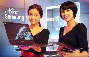 samsung series 9 skl 02 290x185 - Samsung lança sua segunda geração de Notebooks Ultra-slim série 9