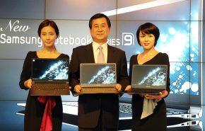 samsung series 9 skl 03 290x185 - Samsung lança sua segunda geração de Notebooks Ultra-slim série 9