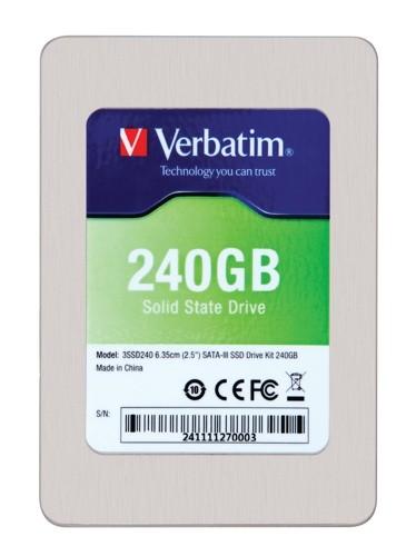 ssdsataiiiverbatim 30enero - Verbatim lança seus novos SSDs SATA 3.