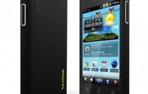 viewsonic viewphone 4s 290x185 - ViewSonic apresenta novos smartphones com Android e dual SIM