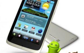 viewsonic viewphone 5e 290x185 - ViewSonic apresenta novos smartphones com Android e dual SIM