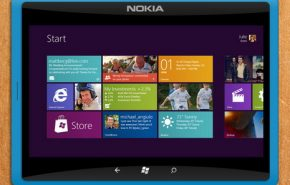 O chefe de desenho de Nokia, volcado na tablet