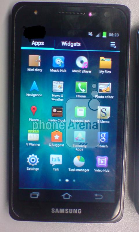 Samsung GT i9300 - Filtradas possíveis imagens do Samsung Galaxy SIII