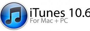 iTunes 10.6