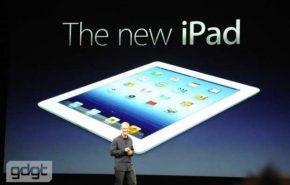 Apresentado o iPad 3: preço, detalhes e características