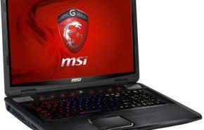 Notebook MSI GT780DX atinge o 4,16 GHz em seu CPU