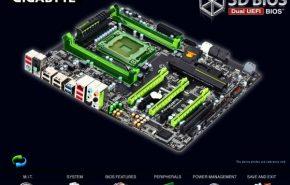 GIGABYTE BIOS 3D, saiba como espremer o potencial do seu computador!