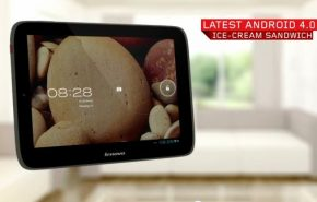 Tablet Android ICS IdeaTab S2109 de 9,7 polegadas