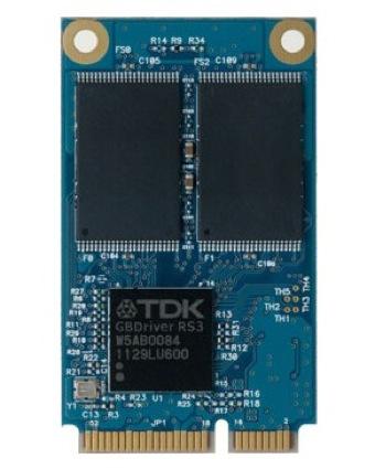 90a 1 - Nova série de SSD TDK mSATA 7