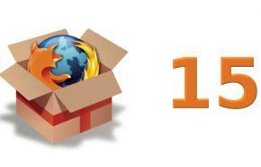 O Firefox 15 irá resolver o alto consumo de memória