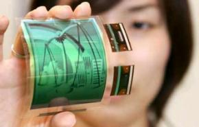 LG prepara a próxima produção das telas OLED flexível