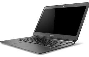 Acer revela seu Aspire S5, o ultrabook mais fino do mercado