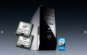 Quad-core e 6 GB de memória para o Dell XPS 430