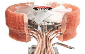 Thermaltake MaxOrb EX, excelente disipador para CPU
