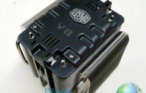 Um motor V8 para seu micro