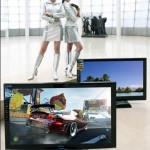 Samsung apresenta TVs de plasma 3D