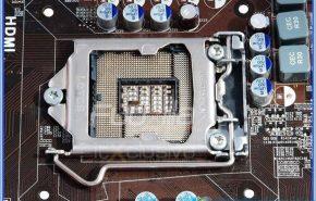 Novo socket Intel LGA 1156